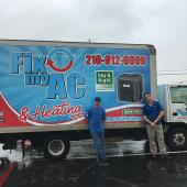 trust our techs with your next Ductless Air Conditioning repair in New Braunfels  TX